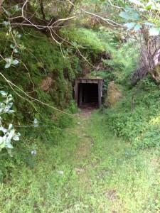 mystery mine entrance
